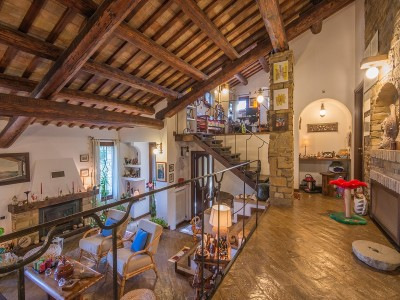 Properties for Sale_Restored Farmhouses _PRESTIGIOUS FARMHOUSE IN THE MARCHE REGION IN CENTRAL ITALY in Le Marche_1