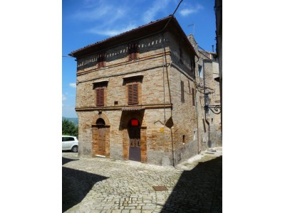 "Properties for Sale_Townhouses_House for sale in old town in Le Marche,Italy - House ""La Porta"" in Le Marche_1"