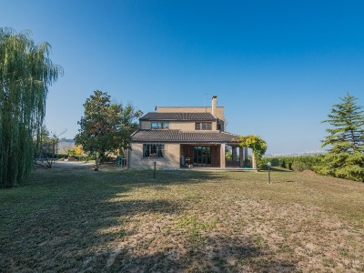 Properties for Sale_Villas_PRESTIGIOUS VILLA WITH PARK AND PANORAMIC VIEW in Fermo in the Marche region of Italy in Le Marche_1