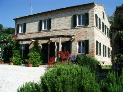 Farmhouse la Quiete in Le Marche_1