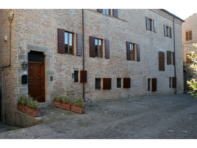 Properties for Sale_Townhouses_Il Palazzo a Torre di Palme in Le Marche_1