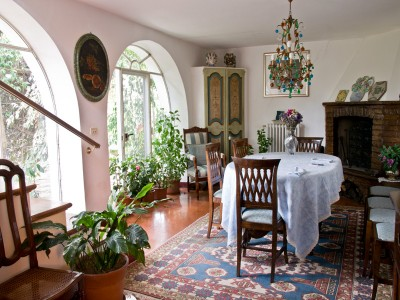 PRESTIGIOUS COUNTRY HOUSE FOR SALE IN LE MARCHE  Restored farmhouse in Italy in Le Marche_1